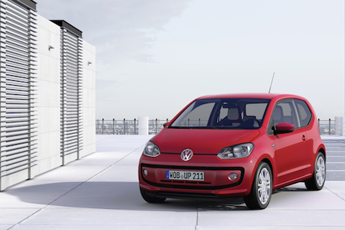 Cheapest car insurance - Volkswagen Up