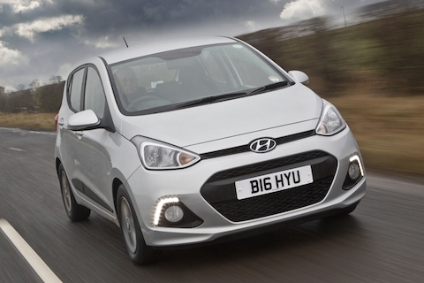 Cheapest car insurance - Hyundai i10