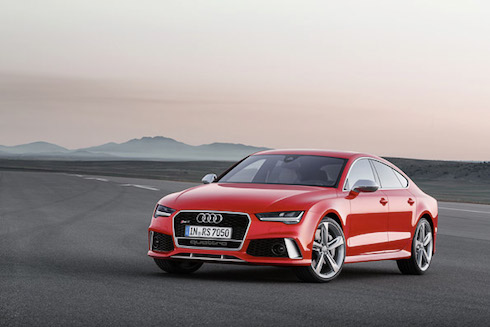 Car insurance for Audi RS 7 Sportback