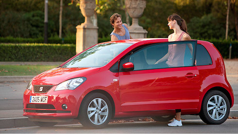 Cheapest car insurance - Top 10  - SEAT mii