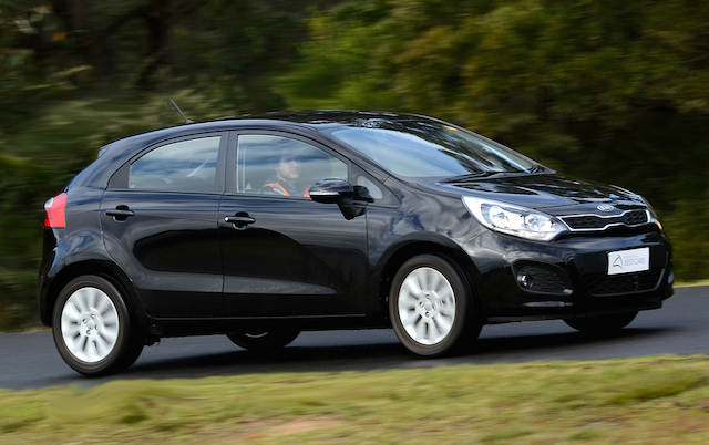 Cheapest car insurance - Kia Rio