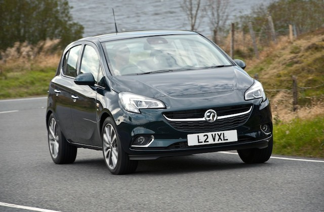 Cheapest car insurance - Vauxhall Corsa