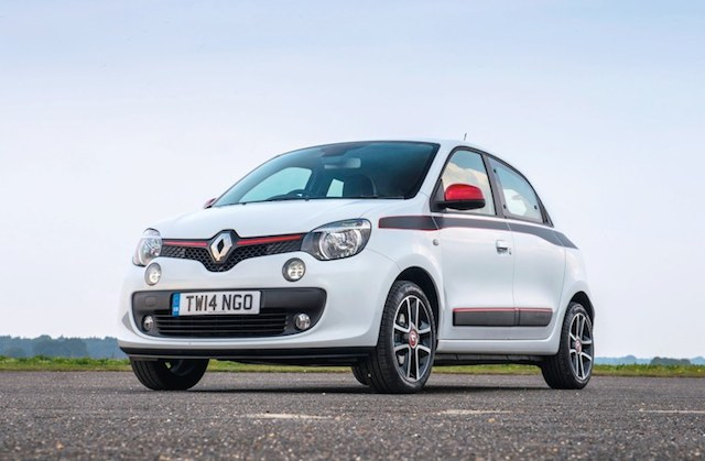 Cheapest new car - Top 10  - Renault Twingo