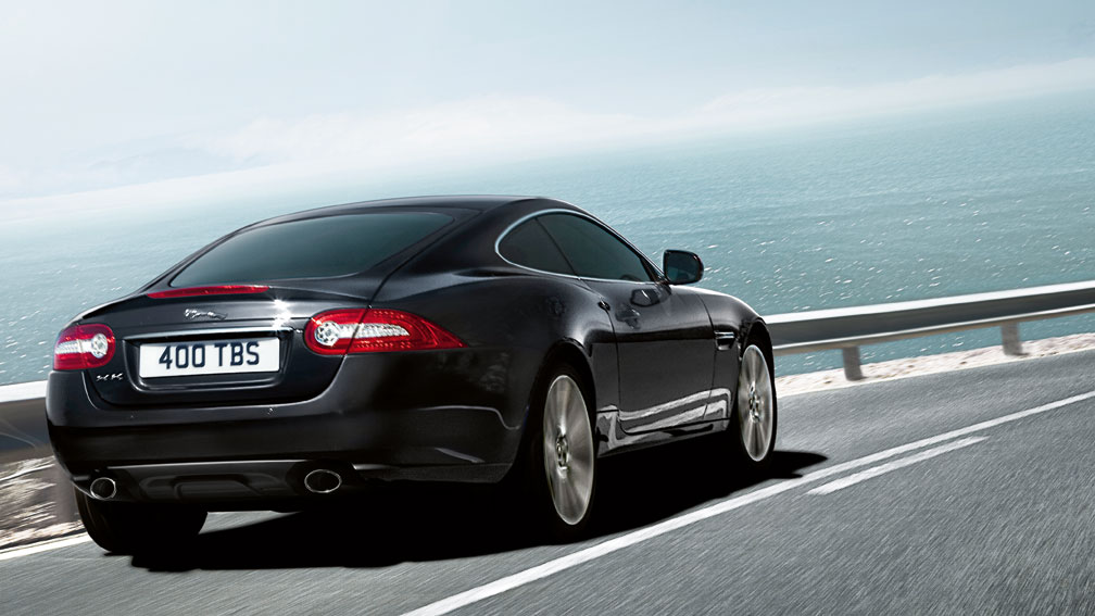 most expensive cars to insure - Jaguar XK