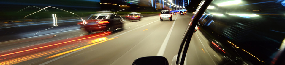 Cars on motorway, car insurance basics
