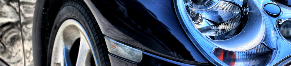Blue car headlight, best car insurance