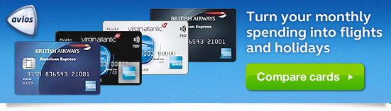 Compare airline credit cards