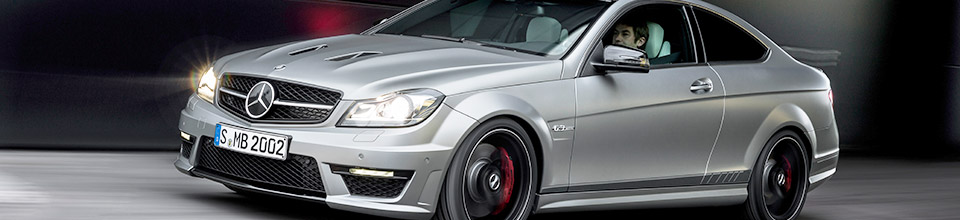 Mercedes C Class car insurance