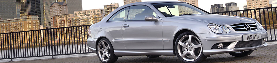 Mercedes CLK car insurance
