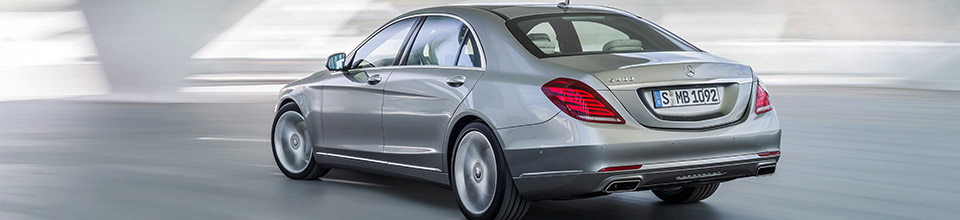Mercedes S Class car insurance