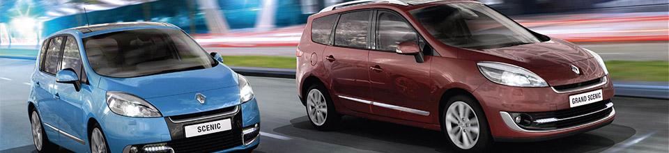 Renault Scenic car insurance