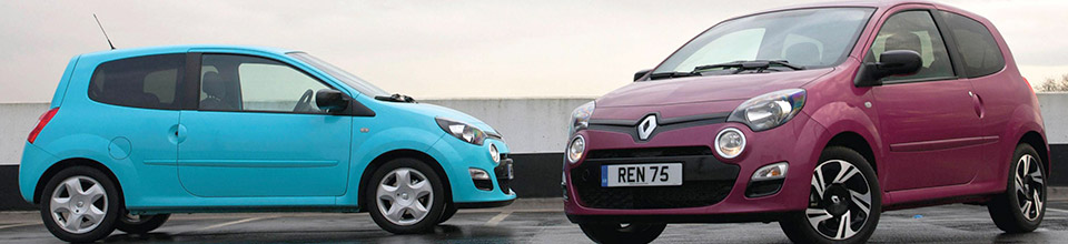 Renault Twingo car insurance