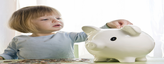 Child savings accounts and children's bank accoun